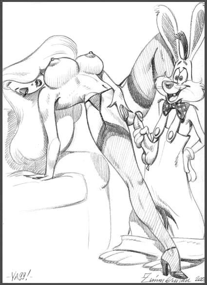 framed rabbit porn who roger rabbit jessica Clash of clans witch nude