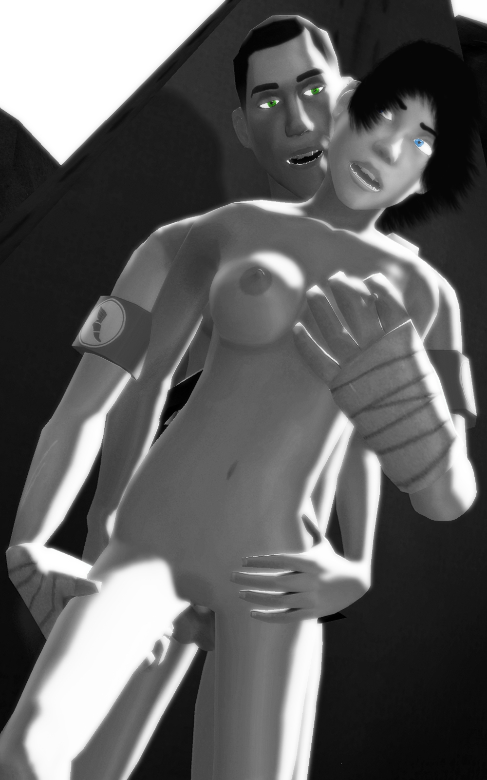 bandaged hand is naruto's boruto in why Skyrim lusty argonian maid porn