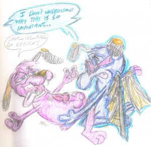 cowardly mlp the courage dog Airi fist of the north star