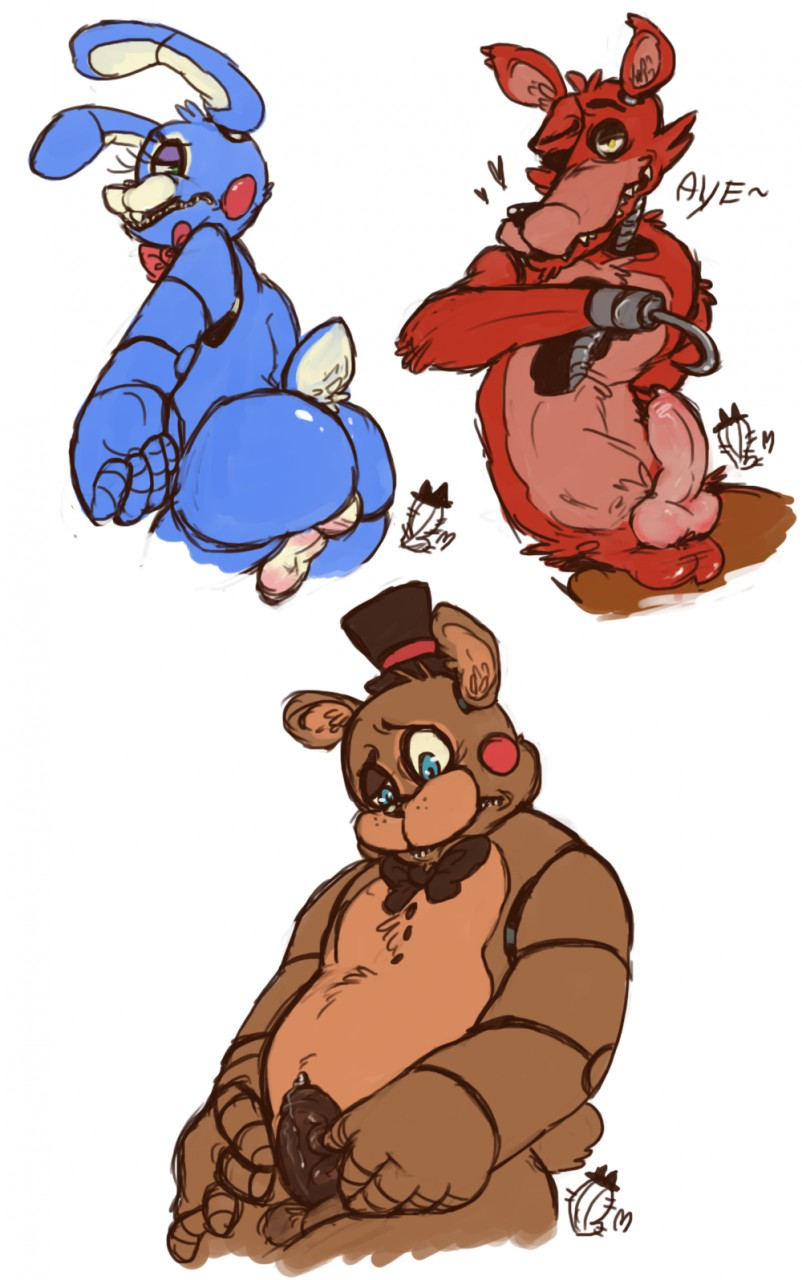 at nights freddy's five furry Of the internet website