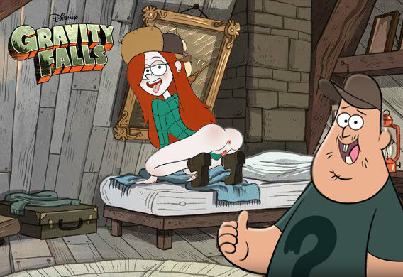 how is wendy gravity old falls Five nights at wario's remastered
