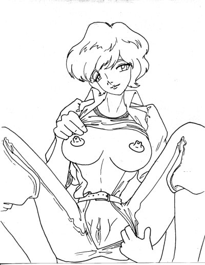 hentai o'neil art best april Stopping 11 the calamity of time stop