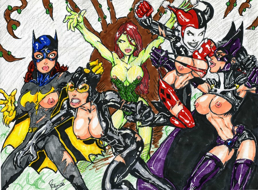 poison pics of ivy sexy Dixie fox and the hound