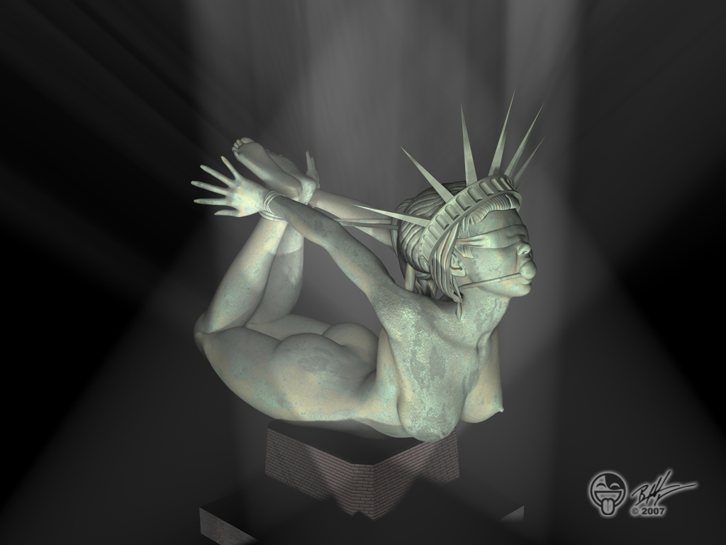 statue liberty of How is pearl mr krab's daughter