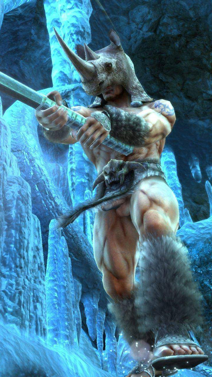 5 soul mod calibur nude Geeseki  a town uncovered