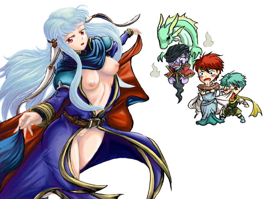 cormag fire stones emblem sacred Ghost in the shell censored
